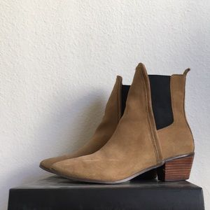 Report Signature Iggby boots in tan